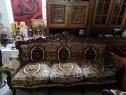 Canapea stil baroc cu 4 fotolii