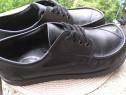Pantofi piele Jaco Form, mar 43 (27.5 cm)