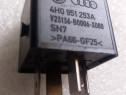Releu multifuncțional VW 4H0951253A V23136-B0006-X080.