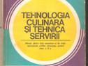 Tehnologia culinara si tehnica servirii