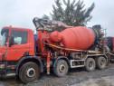 Scania 340 - pompa de beton MECBO 24m