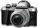 Aparat foto Mirrorless Olympus E-M10 Mark III, 16MP, 4K