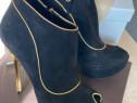 Ghete Louis Vuitton Premiere Ankle Boot,produs original.