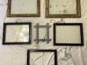 Lot de rame din lemn cu sticla (majoritatea au sticla)