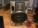 Subwoofer camera hanseatic cd - rds 6000 mp3