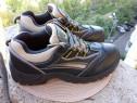 Pantofi protectie piele noi Triuso marimea 41 ( 26.3 cm)