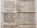 Carte veche 1932 ziarul legionarii cola ciumetti