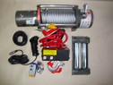 Troliu electric nou, 13000lbs (trage 5,9t) la 12v