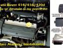 Anulare alarma pornire Rover 214 216 414 416 420 imobilizat