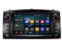 Sistem gps Toyota Corolla E120 Quad Core cu Android 4.4