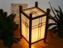 NOU ! Lampadar japonez in memoriam Tanaka san