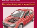 Manual reparatii limba romana Opel Corsa/Combo (2000-2003)