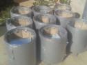 Boiler 3 surse pe lemne, electric si serpentina. Cazan de ba