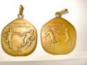 Marche de L' Armee-1928-1929-Medalii vechi militare pereche