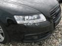 Pleoape faruri Audi A6 C6 4F ABS S6 RS6 S line 2004 2011