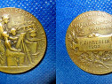 Medalia Desein a enfants 1903- Franta pt copii. H. Zimberlin