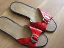Papuci dama second hand,multi arata foarte bine