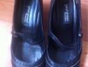 Pantofi de damă din piele