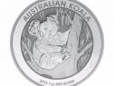 Monedă de Argint Australian Koala 2013 1oz