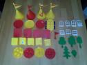 Lego - Cuburi jucarii copii 35 bucati