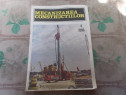 Revista Mecanizarea constructiilor, nr 4/ 1986.