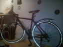 Bicicleta full shimano deore (schimb cu iphone 6s plus,64gb)