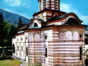 Mănăstirea Cozia - ilustrată