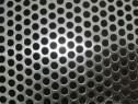 Tabla perforata otel-fier 1x1000x2000 cu perforatii rotunde