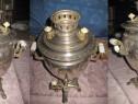 934-Samovar sovietic electric din crom.