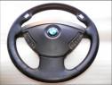 BMW Seria7 E65 E66 E67 E68 Volan/Airbag 3Spite Negru 2002-08