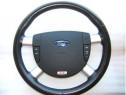 Ford mondeo model 2000-2007 volan piele cu airbag st comenzi