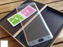 Folie sticla,clasica FULL Curbata Samsung Galaxy S6 EDGE