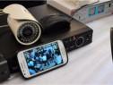 Kit sistem de supraveghere de la 1-4 camere CCTV+cadou