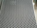 Tabla perforata de otel cu perforatii rotunde 30mm