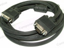 Cablu VGA tata - VGA tata, lungime 5m - 127991