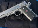 Pistol airsoft modificat co2 airsoft cu aer comprimat gaz