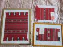 Cadou inedit-Stergar romanesc vechi,colectie,2 cu eticheta