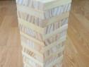 Joc îndemanare - Turnul instabil din lemn, Jenga