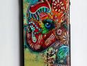 Husa protectie iPhone 6 6s, carcasa spate telefon, model des