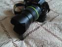 Nikon d5000 cu obiectv 18-105 vr