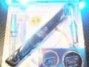 Banda auto 12V lumina albastra cu adaptor bricheta
