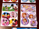 Insigne cu personaje din desene animate Colectia 4 Buc