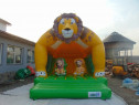 Inside slide Lion Gonflabile copii!