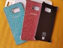 Husa Samsung Galaxy S6 Edge Plus,Glitter Cover Noua Original