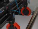 Sistem de aspirare si ventilare pentru productie papetarie