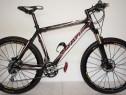Bicicleta mtb carbon Olimpia full xt roti Mavic Crosstrail