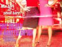 Afis de film de colectie-High heels due low lifes