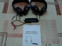 Wireless pentru telefon infraroșu stereo