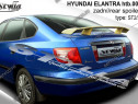 Eleron tuning portbagaj Hyundai Elantra HTB 2001-2006 v1