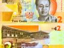 Lot 2 bancnote GHANA 2015 - UNC